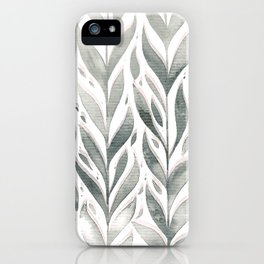 Leafage #05 iPhone Case