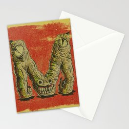 Monster M Stationery Cards