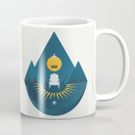 The Sun King Coffee Mug