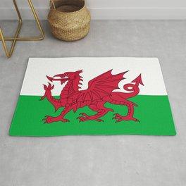 Flag of Wales - Welsh Flag Rug
