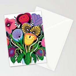 Yelapa Flowers Stationery Cards