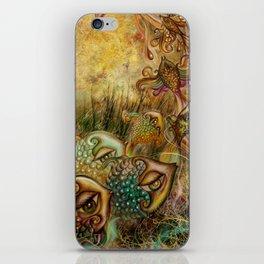 Metamorfosis/Metamorphosis iPhone Skin