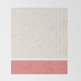 CUATRO Throw Blanket