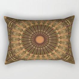 Some Other Mandala 321 Rectangular Pillow