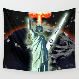 FREEDOOM FOR ALL!!! – 013 Wall Tapestry