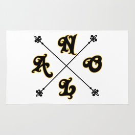 NOLA Cross Marking Rug