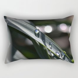 Dances With Water Rectangular Pillow