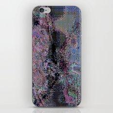 bade frame_2 iPhone & iPod Skin