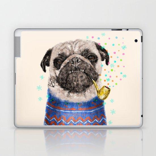 Mr.Pug II Laptop & iPad Skin