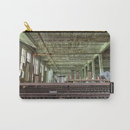 Abandoned Lonaconing Silk Mill Carry-All Pouch