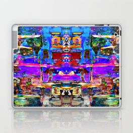 Castle of Laughter Laptop & iPad Skin