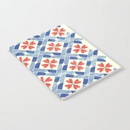 Mediterranean Mosaic Notebook