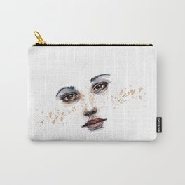 Freckle Carry-All Pouch