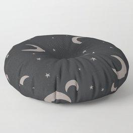 Moon Dark Floor Pillow