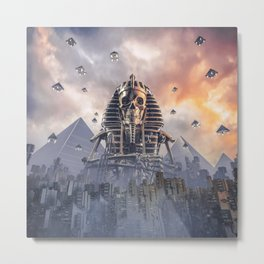 Gods of New Egypt Metal Print