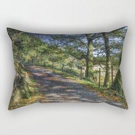 Autumn Countryside Rectangular Pillow
