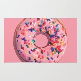 Pink Donut Rug