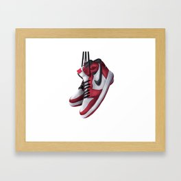 Classic 1s Framed Art Print
