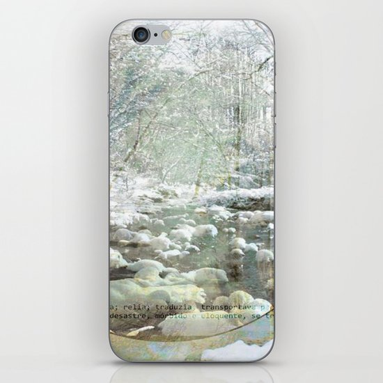poesia romanesca  iPhone & iPod Skin