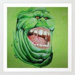 Onionhead Art Print