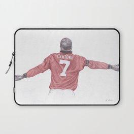 Eric Cantona Laptop Sleeve