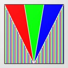 RGB1 Canvas Print