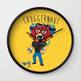 I'm the Chuggernaut, bitch! Wall Clock