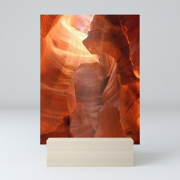 Magical Antelope Canyon Mini Art Print