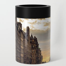 Royal Mile Sunrise in Edinburgh, Scotland Can Cooler