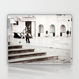 Soccer in the Square Laptop & iPad Skin