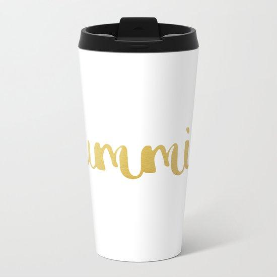 Yummies Metal Travel Mug