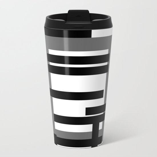 Trapped Metal Travel Mug