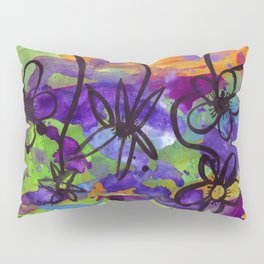Midnight Garden cycle1 13 Pillow Sham