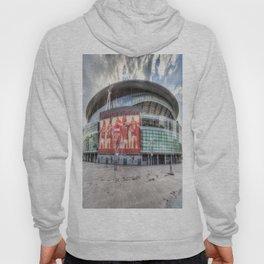 Arsenal Football Club Emirates Stadium London Hoody