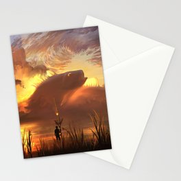 a world ruled by nature Stationery Cards