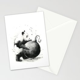 Panda Boom Stationery Cards