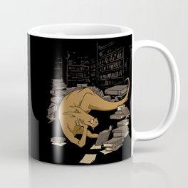 The Book Wyrm Coffee Mug