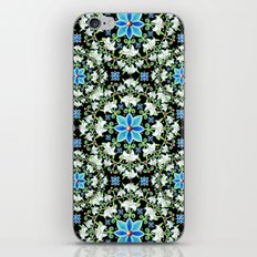 Beaux Arts Folkloric Lily iPhone & iPod Skin