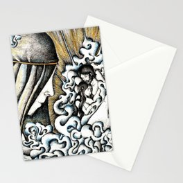 Second meeting Stationery Cards