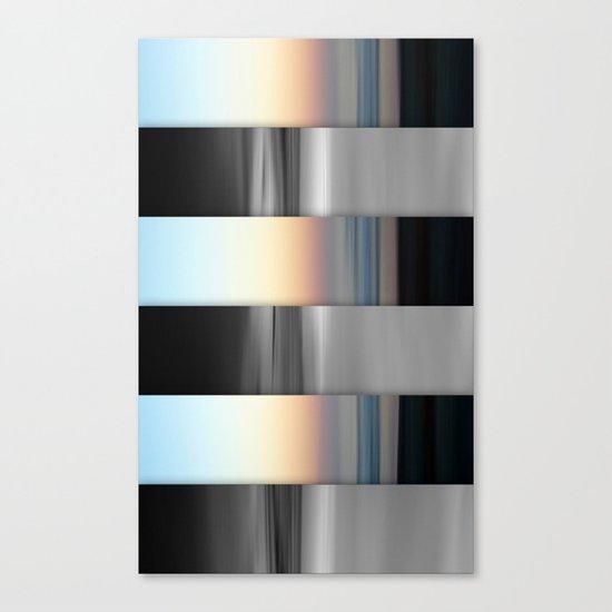 Opposites Canvas Print