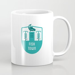 Fishtown - Philly Sigils Coffee Mug