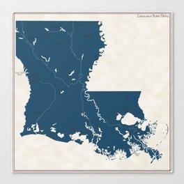 Louisiana Parks - v2 Canvas Print