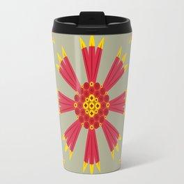MCM Firewheel Travel Mug