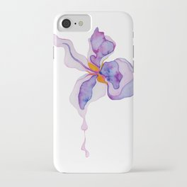 Dancing Orchid iPhone Case