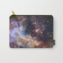 Hubble's 25Th Anniversary  Carry-All Pouch