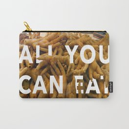 All you can Eat - Market Shenzhen Carry-All Pouch