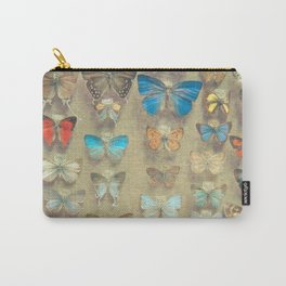 The Butterfly Collection II Carry-All Pouch
