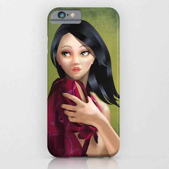 Constance - A scary tale - 2nd edition iPhone & iPod Case