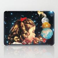 eugenia loli iPad Cases featuring Maker by Eugenia Loli