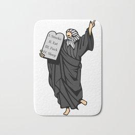 The Divine Order Bath Mat
